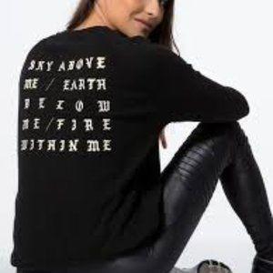Brand New Spiritual Gangster Crewneck Sweatshirt